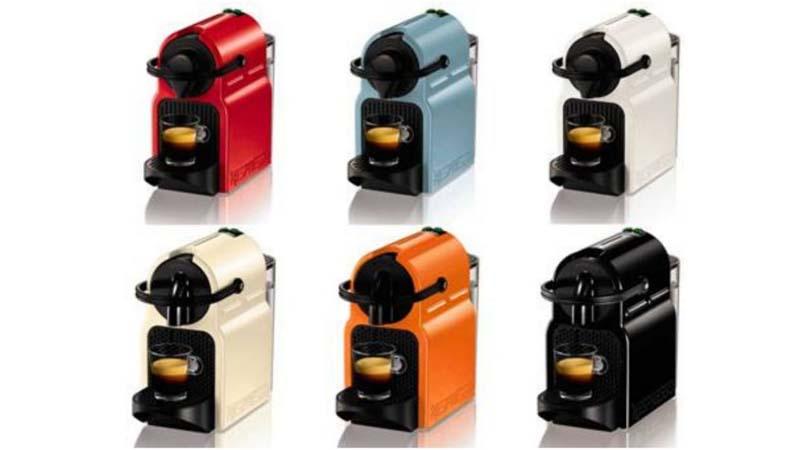 Nespresso Inissia Espresso Machine Color Variety