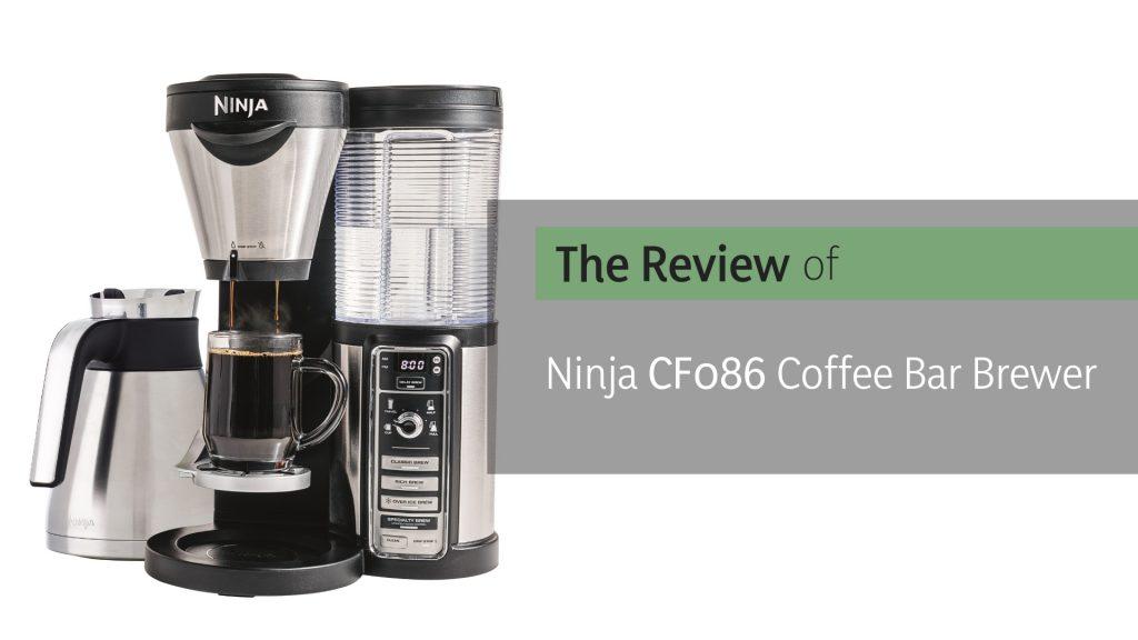 Ninja coffee bar review main
