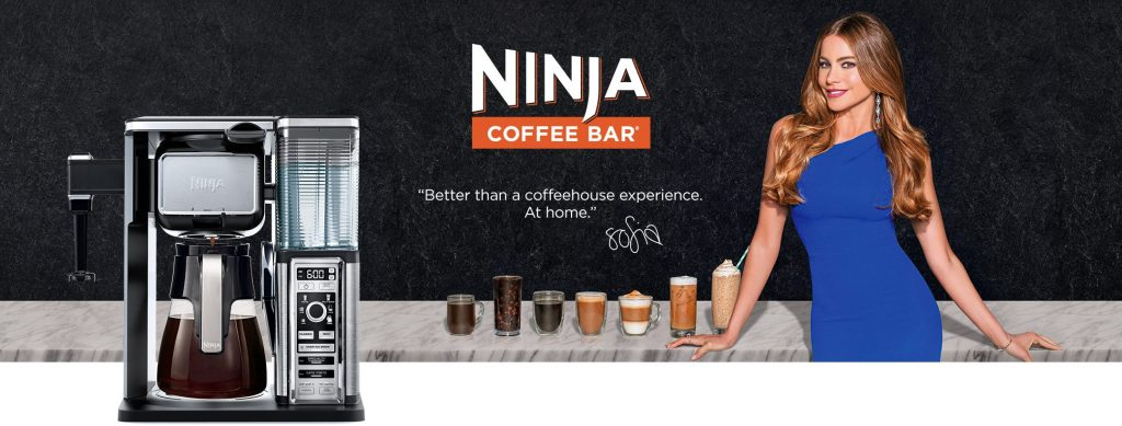Ninja coffee bar sofia vergara