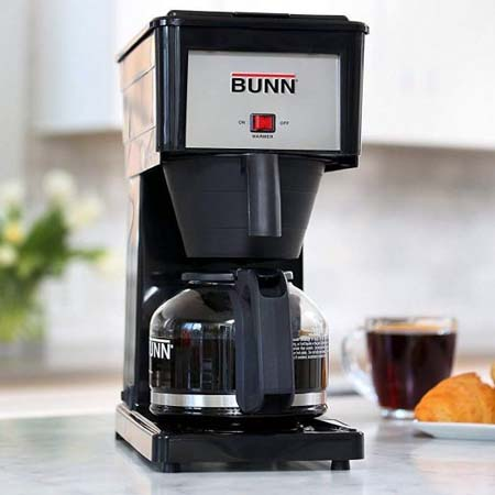 BUNN GRB Velocity Brew Home Coffee Brewer