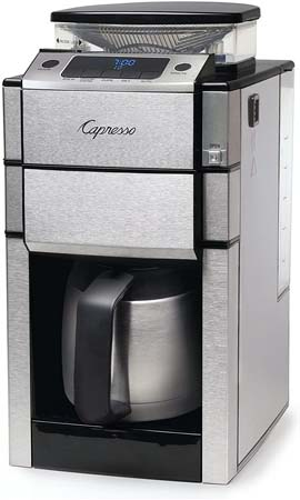 Capresso CoffeeTEAM PRO Plus