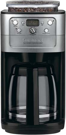 Cuisinart Grind and Brew 12 Cup Coffeemaker (DGB-700BC)