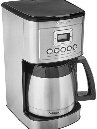 Cuisinart Programmable Thermal Coffeemaker (DCC-3400)