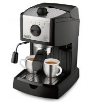 De'Longhi 15-bar Pump Espresso and Cappuccino Maker (EC155) 2