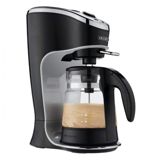 Mr. Coffee Café Latte Maker