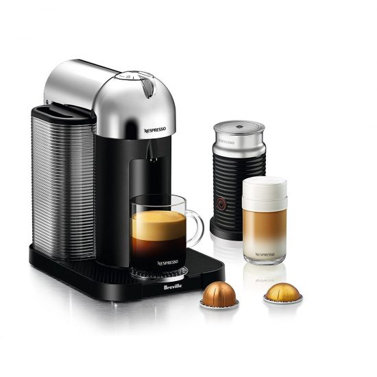 Nespresso Vertuo Coffee and Espresso Machine 2