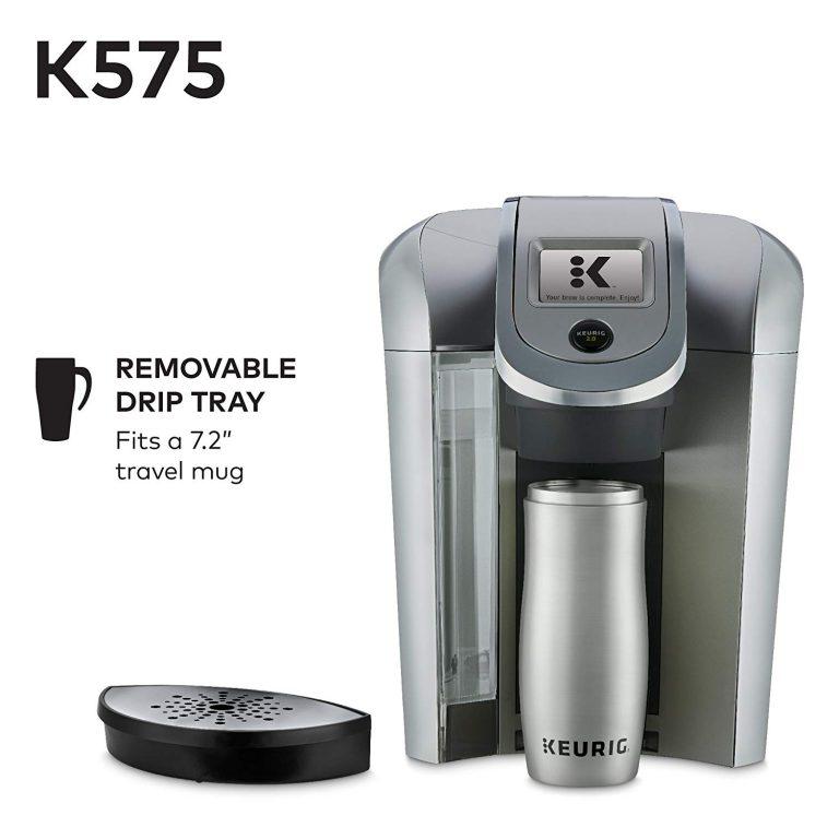 Keurig K575 Review: Is It The Ultimate K-Cup Machine Or