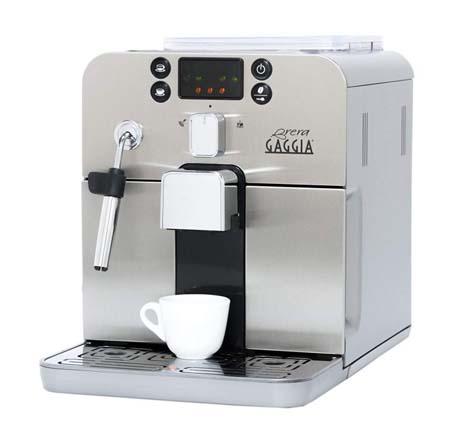Gaggia Brera Coffee Machine