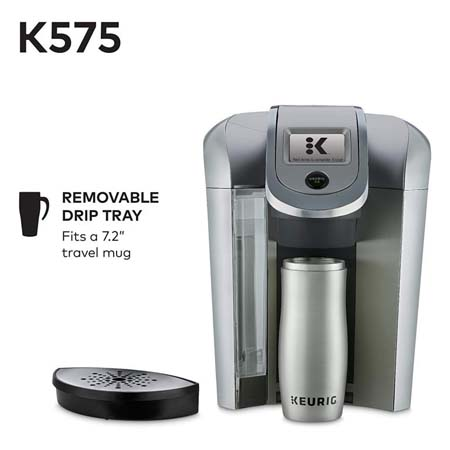 Keurig K575 Performance and Functionality