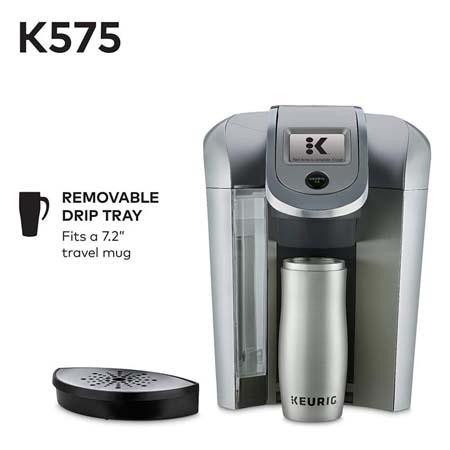 Keurig K575 Performance and Functionality