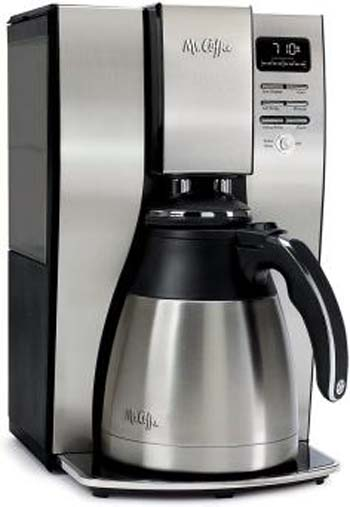 Mr. Coffee Optimal Brew PSTX95