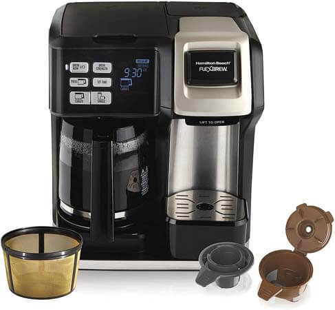 Hamilton Beach FlexBrew Coffee Maker 49950C