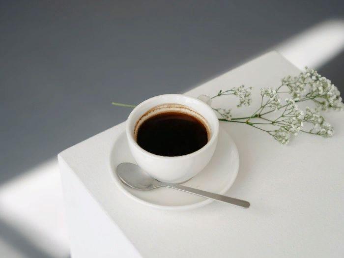 Match Head in Coffee